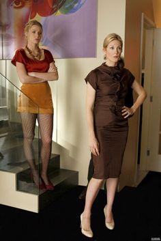 Gossip Girl Season 2. Serena and Lily van der Woodsen.