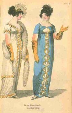 17 Best images about Regency dress