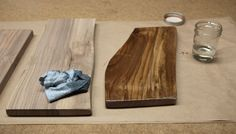 The Cheeseboard in Three Steps | Wood
