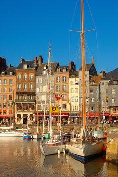 Honfleur ~ Normandy