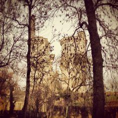 Ancien Château du Roi de France Charles VII à Mehun-sur-Yèvre - via @ydumon