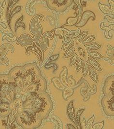 Home Decor Print Fabric-Waverly Varena Spa