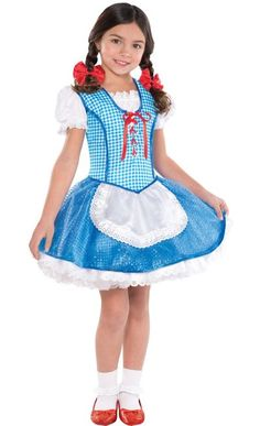 Find officially licensed Wizard of Oz costumes for kids and adults. Shop for Dorothy costumes, Scarecrow and Tin Man outfits, and other Wizard of Oz Halloween costumes. Halloween Costumes For Teens Girls, Halloween Costumes For Girls, Girl Costumes, Adult Costumes, Children Costumes, Princess Costumes, Costume Ideas, Wizard Of Oz Dorothy Costume, Storybook Character Costumes