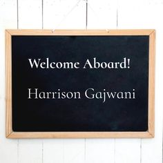 We are thrilled to welcome aboard our newest Summer intern, Harrison Gajwani! Harrison is a senior at Darien High School who plans to attend RPI this Fall, with a major in computer science. Welcome to the team! Welcome To The Team, Welcome Aboard, Online Digital Marketing, Email Marketing, Darien High School, Custom Website Design, Copywriting, Computer Science, Social Media
