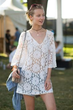 Hello, Governor: Style From the Music Fest  - HarpersBAZAAR.com
