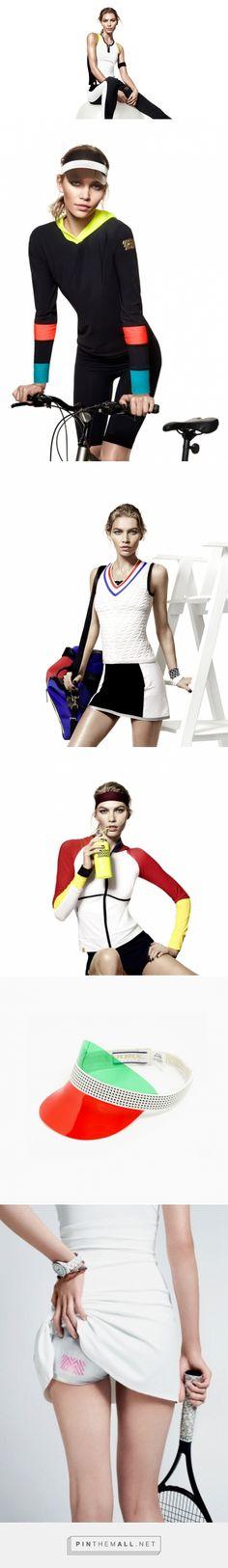Monreal London   Luxury Sportswear For Women - created via http://pinthemall.net
