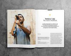 Magazine Layout Inspiration 31