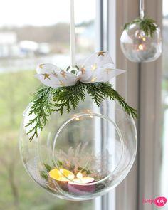 Christmas Ideas, Christmas Decorations, Table Decorations, Diy, Home Decor, Xmas, Do It Yourself, Bricolage, Ornaments