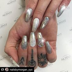 33 amazing winter nails you should copy #winternails #nailart