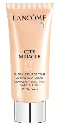 Consigli di Makeup: Preview: Lancome City Miracle CC Cream