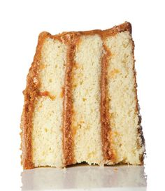 please do not intrude on my quiet time with this caramel cake.