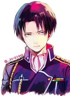 Caporal chef Livaï
