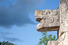Chichen Itza was one of the largest Maya cities and it was likely to have been one of the mythical great cities, or Tollans, referred to in later Mesoamerican literature
