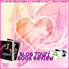 ⭐️⭐️Book Review/Blog Tour⭐️⭐️  Get Wrecked With Stone  By: Mandi Beck   New Rockstar Romance  This is a MUST READ book!