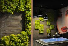 Jardines verticales para interiores