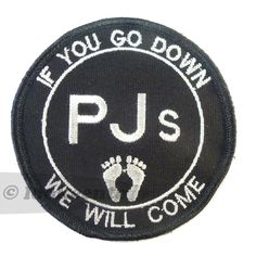 "USAF pararescue jumper (PJ's) ""if you go down we will come"" patch. Freeshipping worldwide.$9.454"