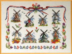 Dutch Windmills - Permin DK