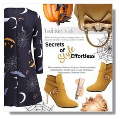 """""""ready for halloween"""" by fashion-pol ❤ liked on Polyvore featuring Improvements"""