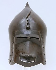 Bascinet, MET, New York 1400-1420 German ref_arm_2136