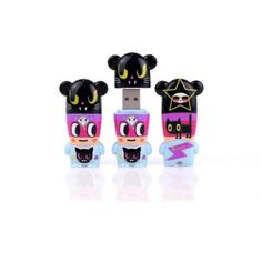 How fantastic are these character flash drives?!?