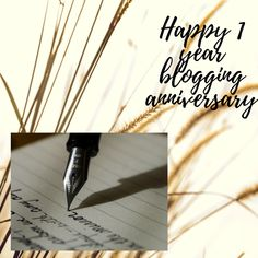 Hi everyone, this was just celebrating one year on writing a blog. I am so excited to continue writing and sharing my adventure with you all. Hope you enjoy.