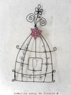 wire works inspirations <3