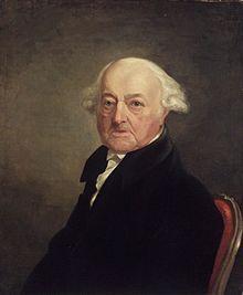 John Adams, ca 1816, by Samuel F.B. Morse (Brooklyn Museum)