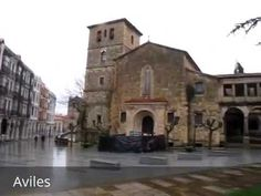 Places to see in ( Aviles - Spain )  Avilés is a city in Asturias Spain. Avilés is with Oviedo and Gijón one of the main towns in the Principality of Asturias. Aviles occupies the flattest land in the municipality in a land that belonged to the sea surrounded by small promontories all of them having an altitude of less than 140 metres. Situated in the Avilés estuary in the Northern Central area of the Asturian coast west of Peñas Cape Aviles has a national seaport and is an industrial city…