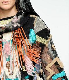 Jenny Postle Colourful Outfits, Colorful Fashion, Unique Fashion, Boho Fashion, Girl Fashion, Vintage Fashion, Fashion Art, A Level Textiles, Rubber Dress