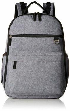 grey diaper bag backpack.usd12.56
