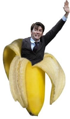 David Tennant In Places He Shouldn't Be!