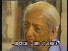 Jiddu Krishnamurti, Rupert Sheldrake, David Bohm (subtítulos en español) 2/4 - YouTube