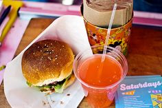 bill and beak burgers square root london soda street food by Shiny Thoughts in 'on the kerb at kings cross'