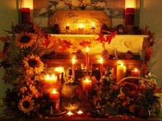 Mabon - a little too elaborate for my taste but still beautiful!