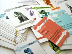 Theres Antimony, Arsenic, Aluminum, Selenium... and all the rest! These Elements flash cards will make learning the periodic table fun and easy.