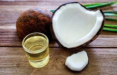 FAQ: Why can't we cook with olive oil or coconut oil? Sebi always recommended not cooking with olive oil or coconut oil. For maximum health benefits cook only with grapeseed, hempseed, sesame or avocado oil. Coconut Oil Hair Treatment, Coconut Oil Hair Growth, Coconut Oil Beauty, Natural Coconut Oil, Coconut Oil Coffee, Coconut Oil For Dogs, Coconut Oil For Skin, Coconut Oil Eyelashes, Temple Hair Loss