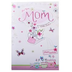 Mom Birthday Gift Cards For Happy Size 10 Gifts