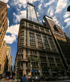 Alwyn Court And One57 Tower - Artist: Micah Goff