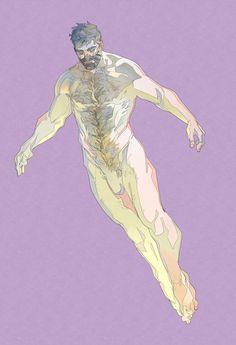 nesskain:  Nighthawk's dream  ———————————————————————————————-NESSKAIN Francia http://nesskain.tumblr.com/ http://nesskain.deviantart.com/ http://nesskain.blogspot.com.ar