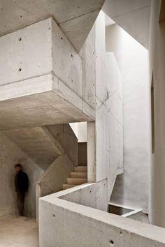 N - A R C H I T E K T U R | Palau Balague Flores Prats Architects