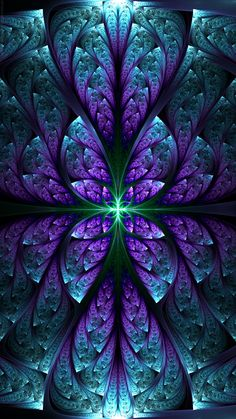 Do It Yourself Solar Electricity For Your House Fractal Artwork. Not Necessarily Symmetrical, Though This Piece Is. Illusion Kunst, Illusion Art, Fractal Design, Fractal Images, Fractal Art, Colorful Wallpaper, Wallpaper Backgrounds, Kaleidoscope Art, Art Visionnaire
