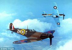 Spitfire + Hurricane