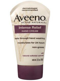 Aveeno Intense Relief Hand Cream Review: Skin Care: allure.com