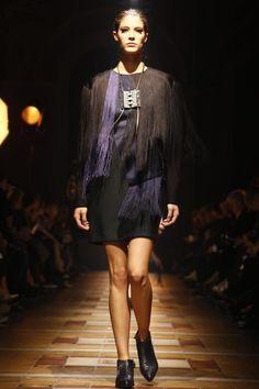 Lanvin Ready To Wear Fall Winter 2014 Paris - NOWFASHION