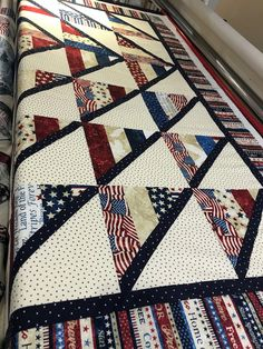 quilt of valor patterns free easy & quilt of valor patterns free + quilt of valor patterns + quilt of valor patterns free easy + quilt of valor patterns ideas Strip Quilts, Blue Quilts, Scrappy Quilts, Easy Quilts, Denim Quilts, Patchwork Quilt Patterns, Quilt Block Patterns, Quilt Blocks, Half Square Triangle Quilts
