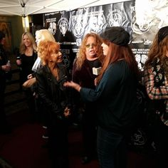 A celebration of Randy is always  complemented with his family in attendance! #randyrhoadsremembered