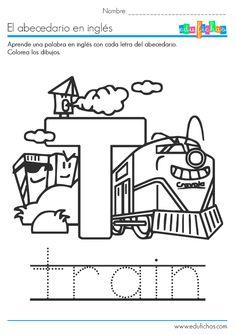 Descarga Nuestro Cuadernillo Del Abecedario En Ingles PDF Gratis Con Una Palabra De Vocabulario