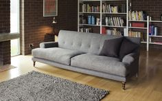 Oscar three seat sofa