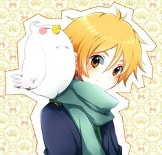 Ack, everything from Tamako Market is cute!