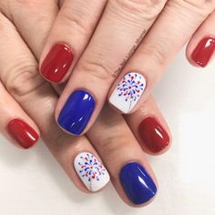 32 Colors Striping Tape Line Nail Art Decoration Stickers - FREE Tape Roller Dispenser - Cute Nails Club Fancy Nails, Diy Nails, Pretty Nails, Pedicure Nails, Simple Nail Designs, Nail Art Designs, Pedicure Designs, Patriotic Nails, Gel Nagel Design